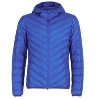 Oblačila Moški Puhovke Emporio Armani EA7 TRAIN CORE SHIELD 8NPB09 Modra