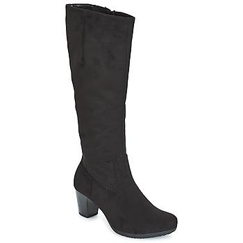 Čevlji  Ženske Mestni škornji    Gabor NIRUYA Črna