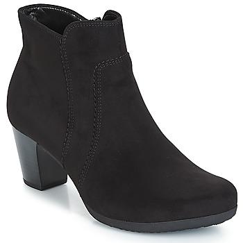 Čevlji  Ženske Gležnjarji Gabor KENAT Črna