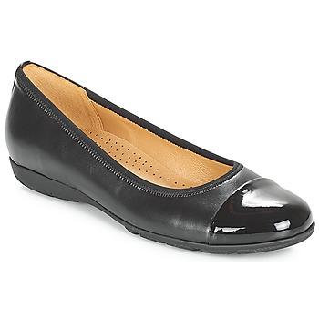 Čevlji  Ženske Balerinke Gabor BORINA Črna