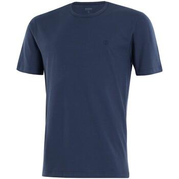 Oblačila Moški Majice s kratkimi rokavi Impetus 7304E62 E97 Modra