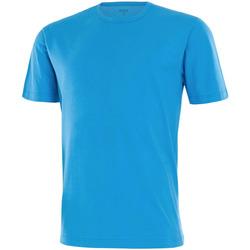 Oblačila Moški Majice s kratkimi rokavi Impetus 7304E62 C83 Modra