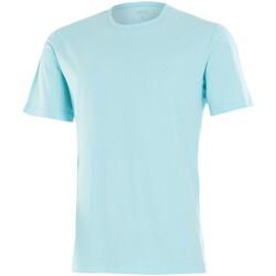 Oblačila Moški Majice s kratkimi rokavi Impetus 7304E62 E67 Modra
