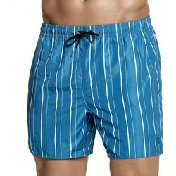 Oblačila Moški Kratke hlače & Bermuda Impetus 7402E54 E65 Modra