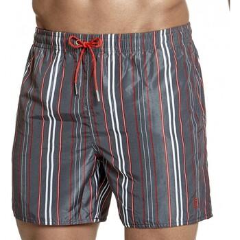 Oblačila Moški Kratke hlače & Bermuda Impetus 7402E57 E66 Siva