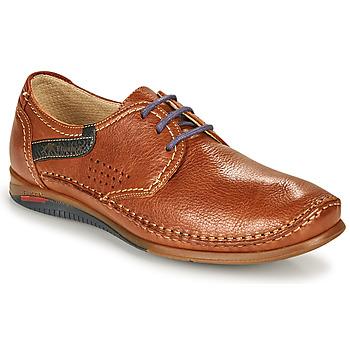 Čevlji  Moški Čevlji Derby Fluchos CATAMARAN Kostanjeva