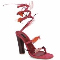Čevlji  Ženske Sandali & Odprti čevlji Marc Jacobs MJ16385 Rožnata