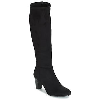 Čevlji  Ženske Mestni škornji    André GANTELET Črna