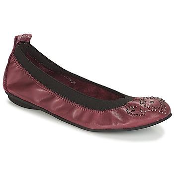 Čevlji  Deklice Balerinke André FAUSTINE Bordo