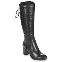 Čevlji  Ženske Mestni škornji    André OPALE Črna