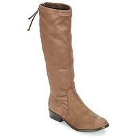 Čevlji  Ženske Mestni škornji    André ANAIS Taupe