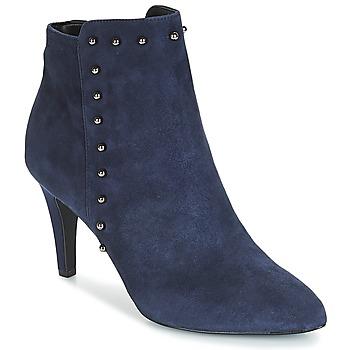 Čevlji  Ženske Gležnjarji André TEA Modra