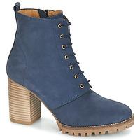 Čevlji  Ženske Gležnjarji André ROVER Modra