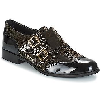 Čevlji  Ženske Čevlji Derby André SATURNE Zlata