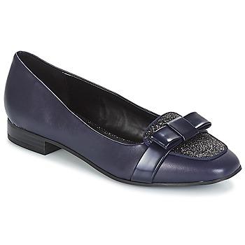 Čevlji  Ženske Balerinke André ANNALISA Modra