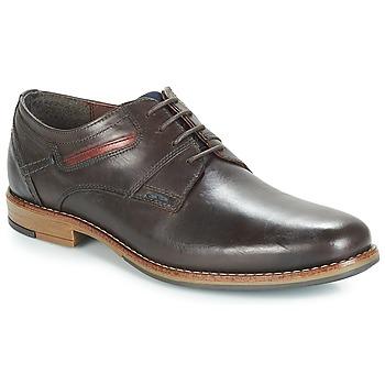 Čevlji  Moški Čevlji Derby André MESSIRE Kostanjeva