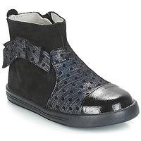 Čevlji  Deklice Polškornji André NUIT Črna