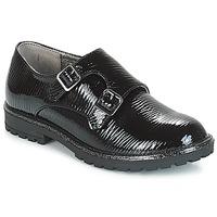 Čevlji  Deklice Čevlji Derby André MONK Črna