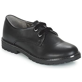 Čevlji  Deklice Čevlji Derby André SAEZ Črna