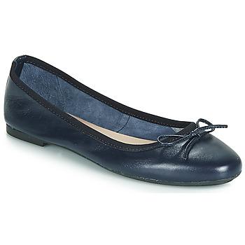Čevlji  Ženske Balerinke André PIETRA Modra