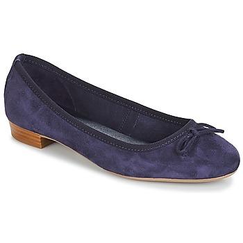 Čevlji  Ženske Balerinke André CINDY Modra