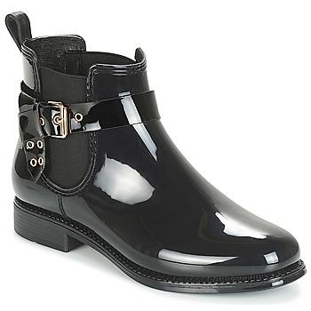 Čevlji  Ženske škornji za dež  André THAMES Črna