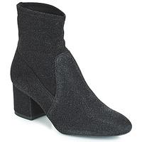 Čevlji  Ženske Gležnjarji André FAROUCHE Črna