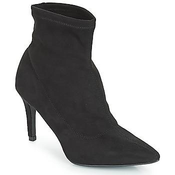 Čevlji  Ženske Gležnjarji André FANTASQUE Črna