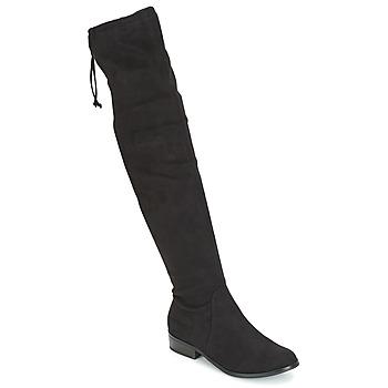 Čevlji  Ženske Mestni škornji    André MARGOT Črna