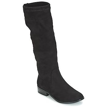 Čevlji  Ženske Mestni škornji    André ANAIS Črna