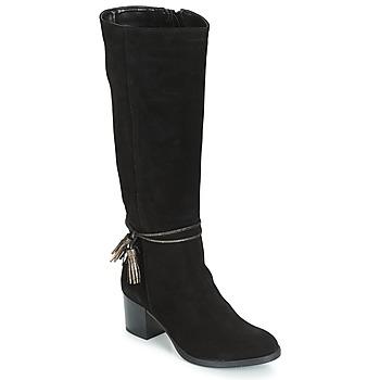 Čevlji  Ženske Mestni škornji    André TEENAGER Črna