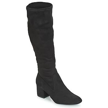 Čevlji  Ženske Mestni škornji    André FARFELUE Črna
