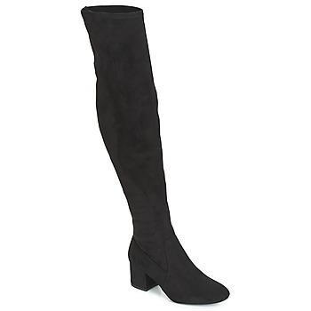 Čevlji  Ženske Visoki škornji André FLAIR Črna