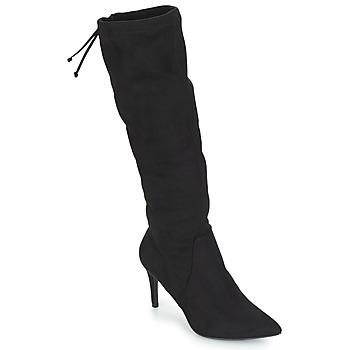 Čevlji  Ženske Mestni škornji    André FOLIES Črna