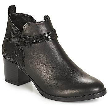 Čevlji  Ženske Gležnjarji André PATTY 3 Črna
