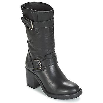 Čevlji  Ženske Mestni škornji    André TERRIFIC Črna