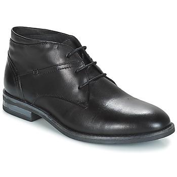 Čevlji  Moški Polškornji André PRATO Črna