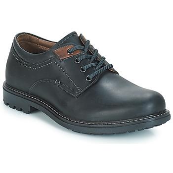 Čevlji  Moški Čevlji Derby André BOULON Črna