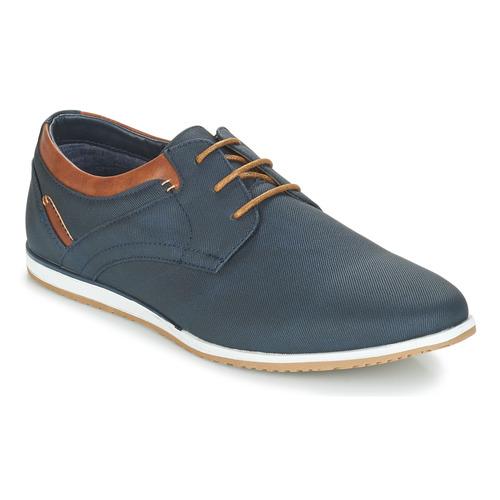 Čevlji  Moški Čevlji Derby André BIRD Modra