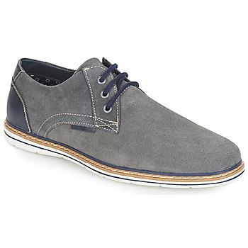 Čevlji  Moški Čevlji Derby André MARIO Siva