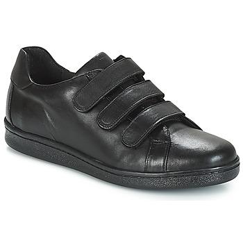 Čevlji  Moški Nizke superge André AVENUE Črna