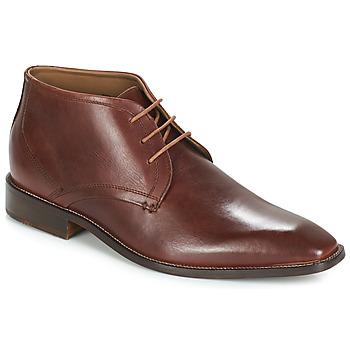 Čevlji  Moški Čevlji Richelieu André PIO Kostanjeva