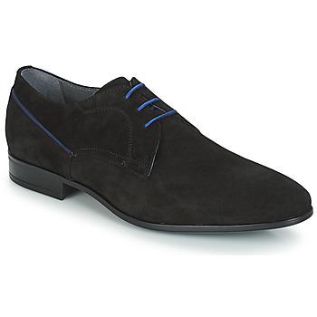 Čevlji  Moški Čevlji Derby André BARI Črna
