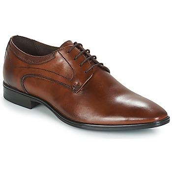 Čevlji  Moški Čevlji Derby André CARIOUX Kostanjeva