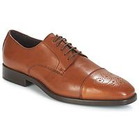 Čevlji  Moški Čevlji Derby André DRESS Kostanjeva