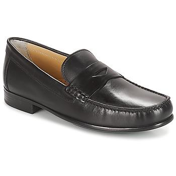 Čevlji  Moški Mokasini André BUREAU Črna