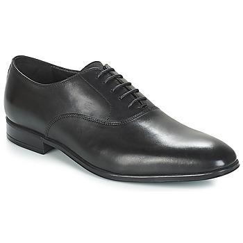 Čevlji  Moški Čevlji Richelieu André PALERMO Črna