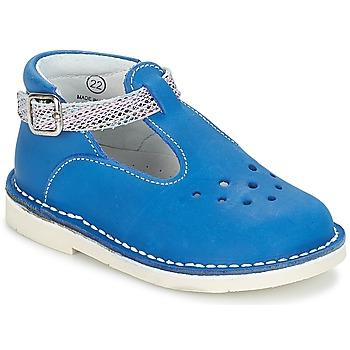 Čevlji  Deklice Balerinke André LE SABLIER Modra