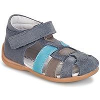 Čevlji  Dečki Sandali & Odprti čevlji André LES PRALINES Modra