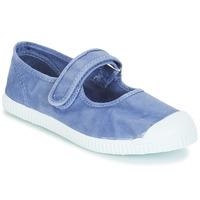 Čevlji  Deklice Balerinke André LA BLEUETTE Modra